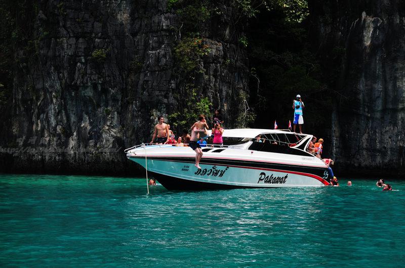 普吉岛---小皮皮岛 帝王岛