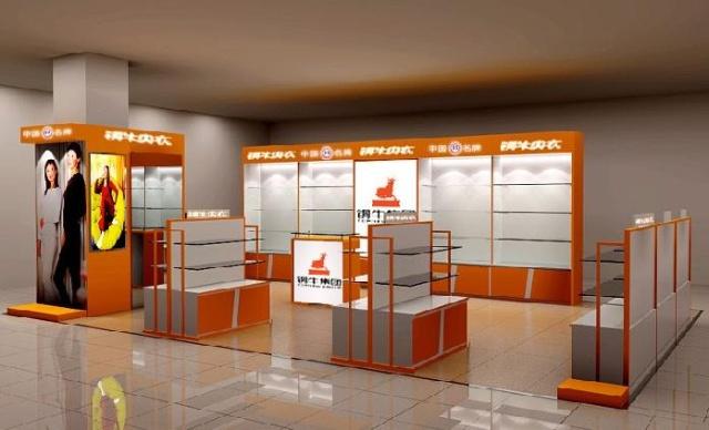 4,橱窗设计    商店橱窗不仅是门面总体装饰的组成部分,而且是商店的