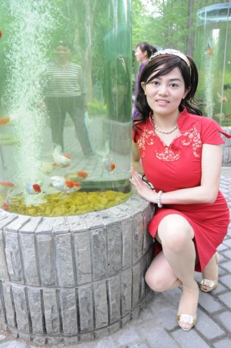 上海动物园-玫琳凯美容顾问