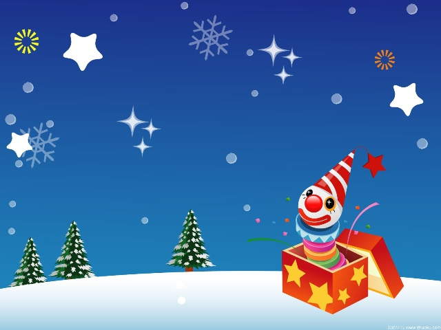 全家人庆圣诞诗歌歌谱-圣诞节的由来与习俗