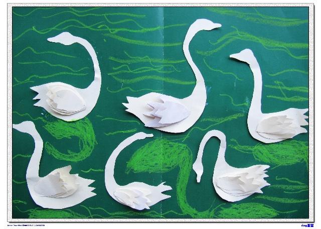 动物纸浮雕学生作品简单
