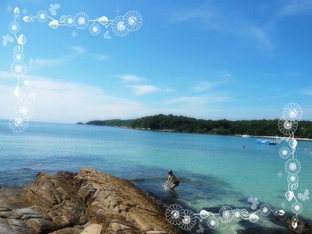 泰国蓝岛——美丽的沙美岛!