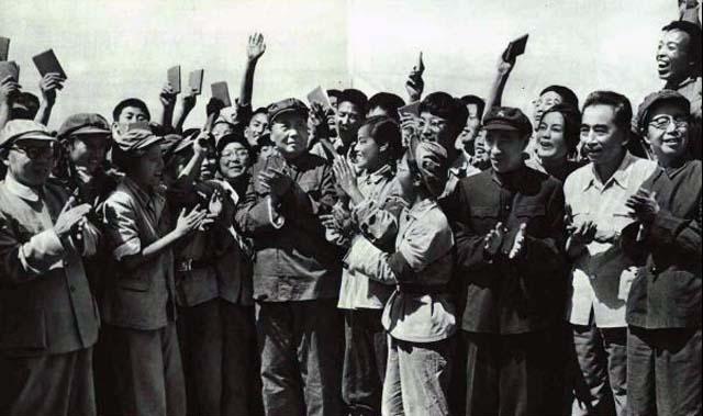 芙蓉国:文革初期毛泽东江青最宠爱的学生领袖(图)