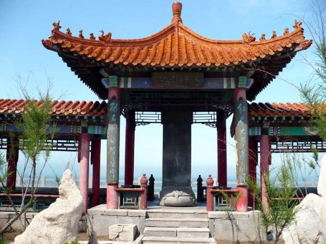 蓬莱八仙过海旅游景区游客中心