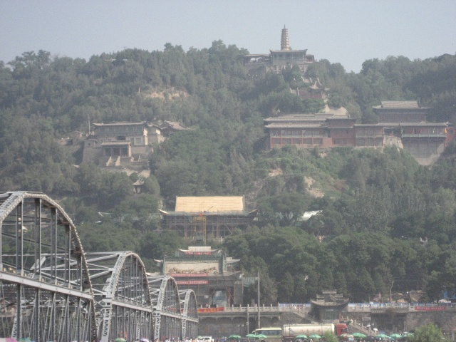 黄河,中华民族的摇篮,我们亲爱的母亲.