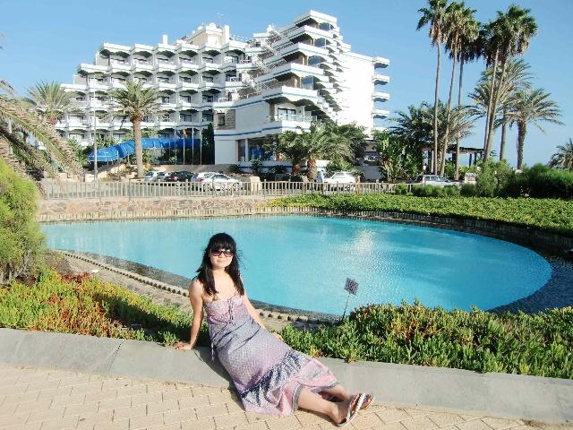 永远的碧海蓝天----大加那利群岛