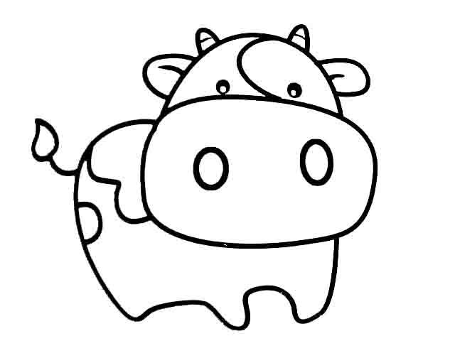 幼儿简笔画——动物