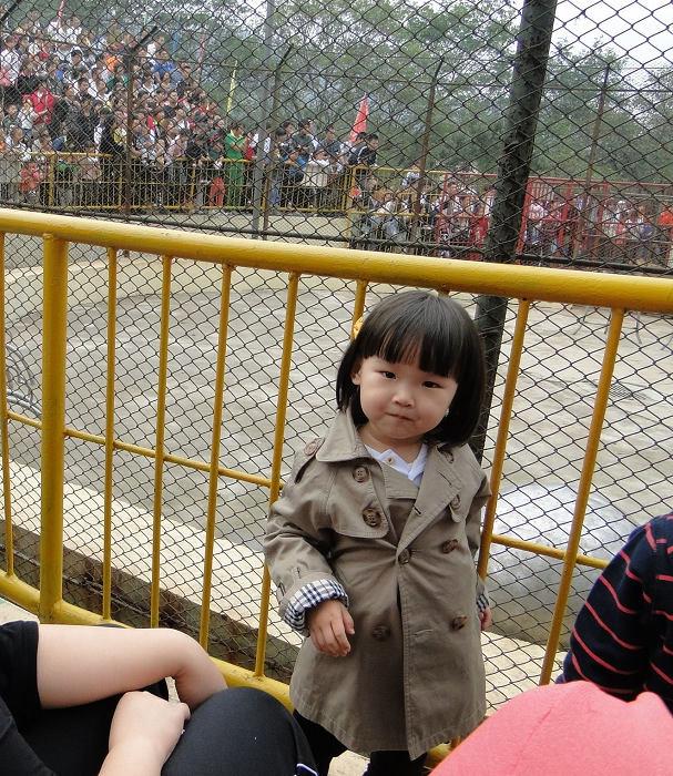 【国庆游记】我爱动物——青岛野生动物园游记-潇潇