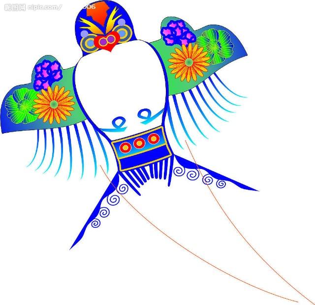 """风筝的来历 刘卓达搜集 风筝为中国人发明,相传墨翟(di)以木头制成木鸟,研制三年才成功,是人类最早的风筝起源。后来其学生鲁班用竹子,改进墨翟的风筝材质。 直至东汉期间,蔡伦发明造纸术后,坊间才开始以纸做风筝,称为""""纸鸢"""",从而演进成为今日的风筝。因此可以推断,中国风筝已有两千年以上历史了。 据古书记载:五代李郑于宫中作纸鸢,后于鸢首以竹为笛,使风入竹,声如筝鸣,故名风筝。故而不能发出声音的叫""""纸鸢"""",能发出声音的叫""""风筝""""。 十三"""