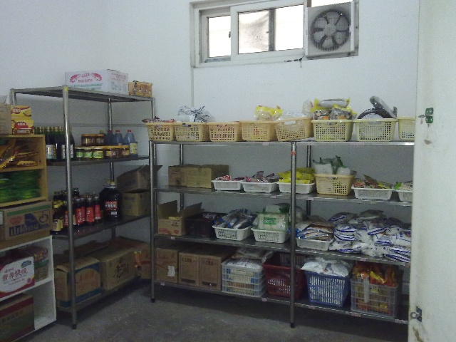幼儿园厨房清洗蔬菜步骤