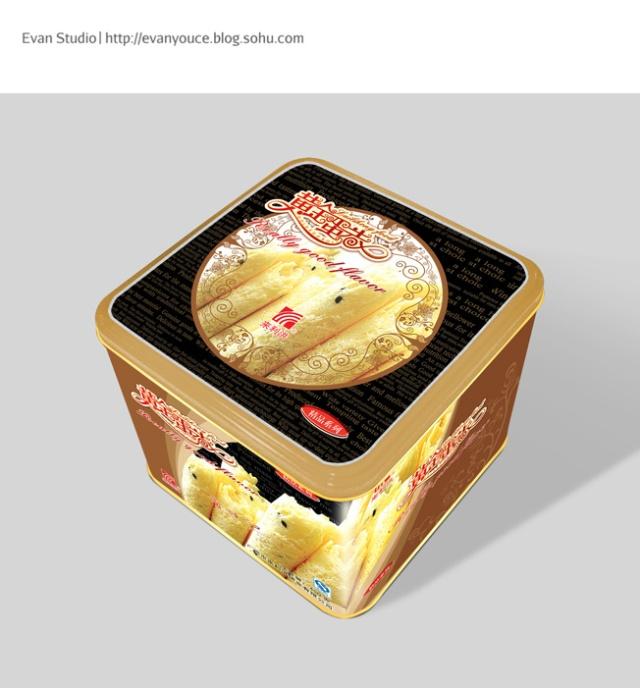 来利洪食品包装设计