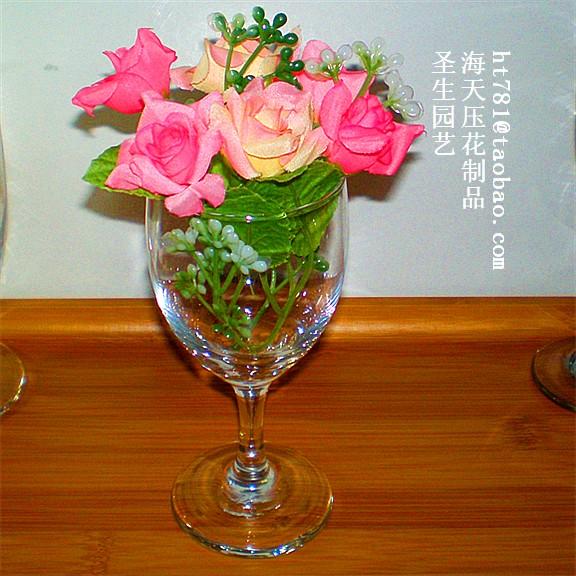 迷你型插花/摆放花艺/电脑周边花插/杯花/花球