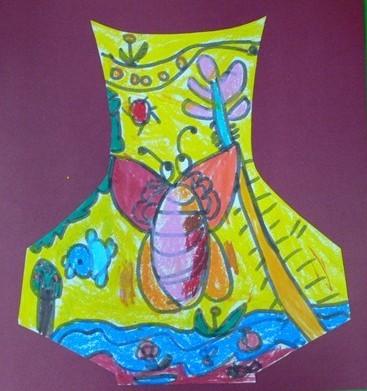 漂亮花瓶:幼儿园的课-花老师的美术课-搜狐博客