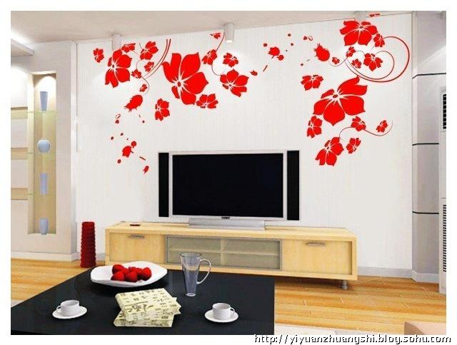 艺缘装饰墙体彩绘设计应考虑的因素及彩绘适用范围