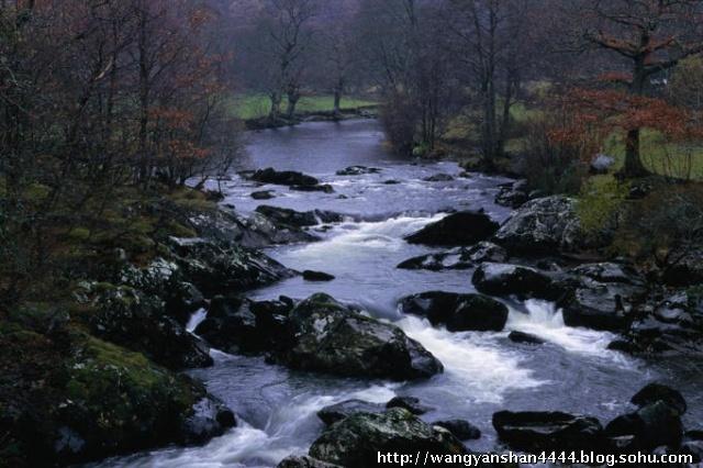 大不列颠,威尔士风景欣赏