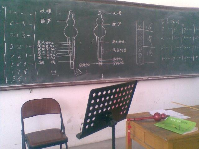 民乐 葫芦丝培训班开班