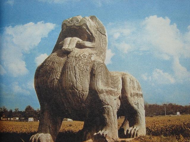 大象 动物 建筑 文明遗迹