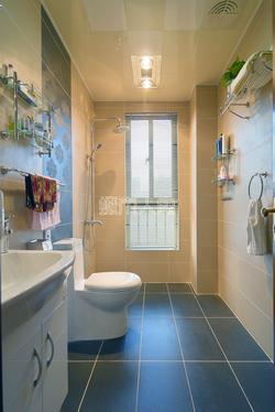 家装饰资深设计师支招 小面积卫生间怎么装修才能干湿分区