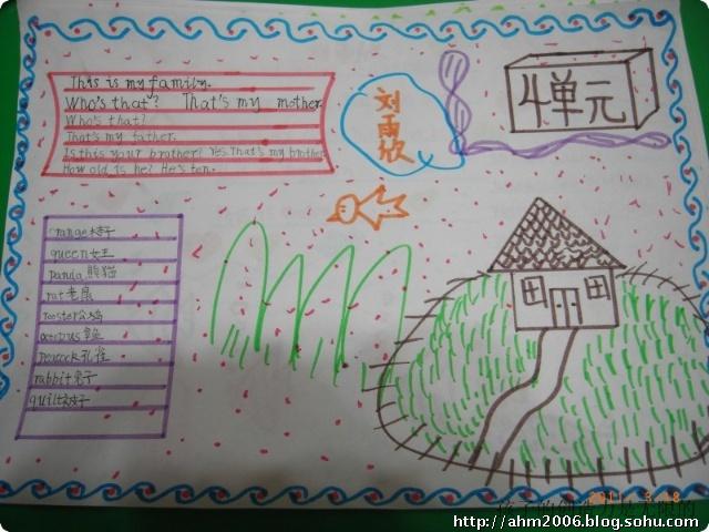 春节英语小报内容 四年级下英语小报内容 圣诞节英语小报-圣诞节英图片