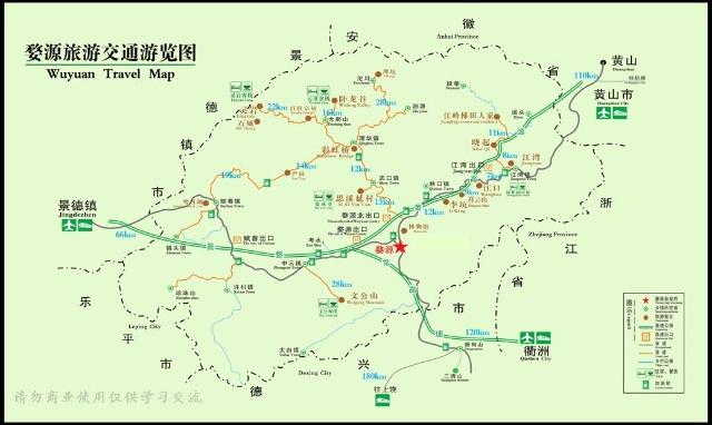 国内游记34-【江西4】-油菜花盛开的婺源古村落(攻略)