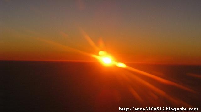 沉闷qq头像夕阳